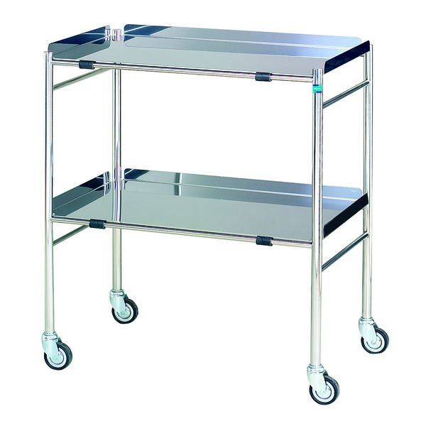 Picture of Hastings Surgical Trolley (765mm x 460mm)