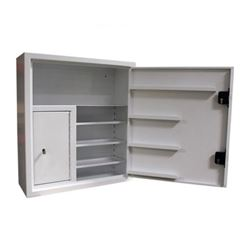 Picture of Controlled Drugs Cabinet (865 x 760 x 305) - With Shelves