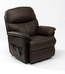 Picture of Lars Riser Recliner - Black
