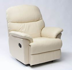 Picture of Lars Riser Recliner - Cream
