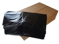 Picture of Light Weight Black Refuse Sacks (200/case) ---- 450x720x925mm