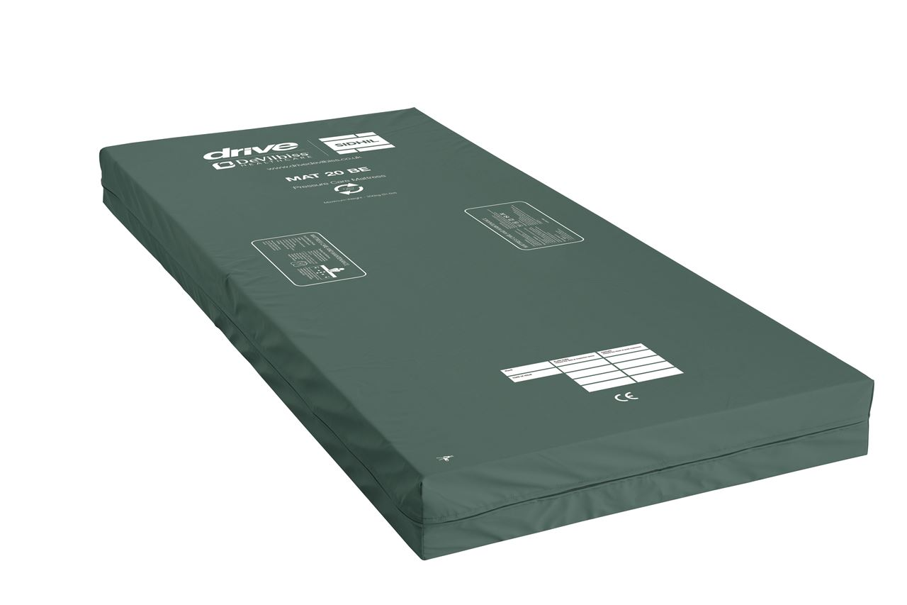 Picture for category MAT20 Foam Mattress