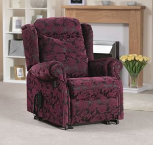 Picture for category Kingsman Dual Motor Riser Recliner