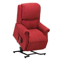 Picture of Indiana Petite Riser Recliner - Berry