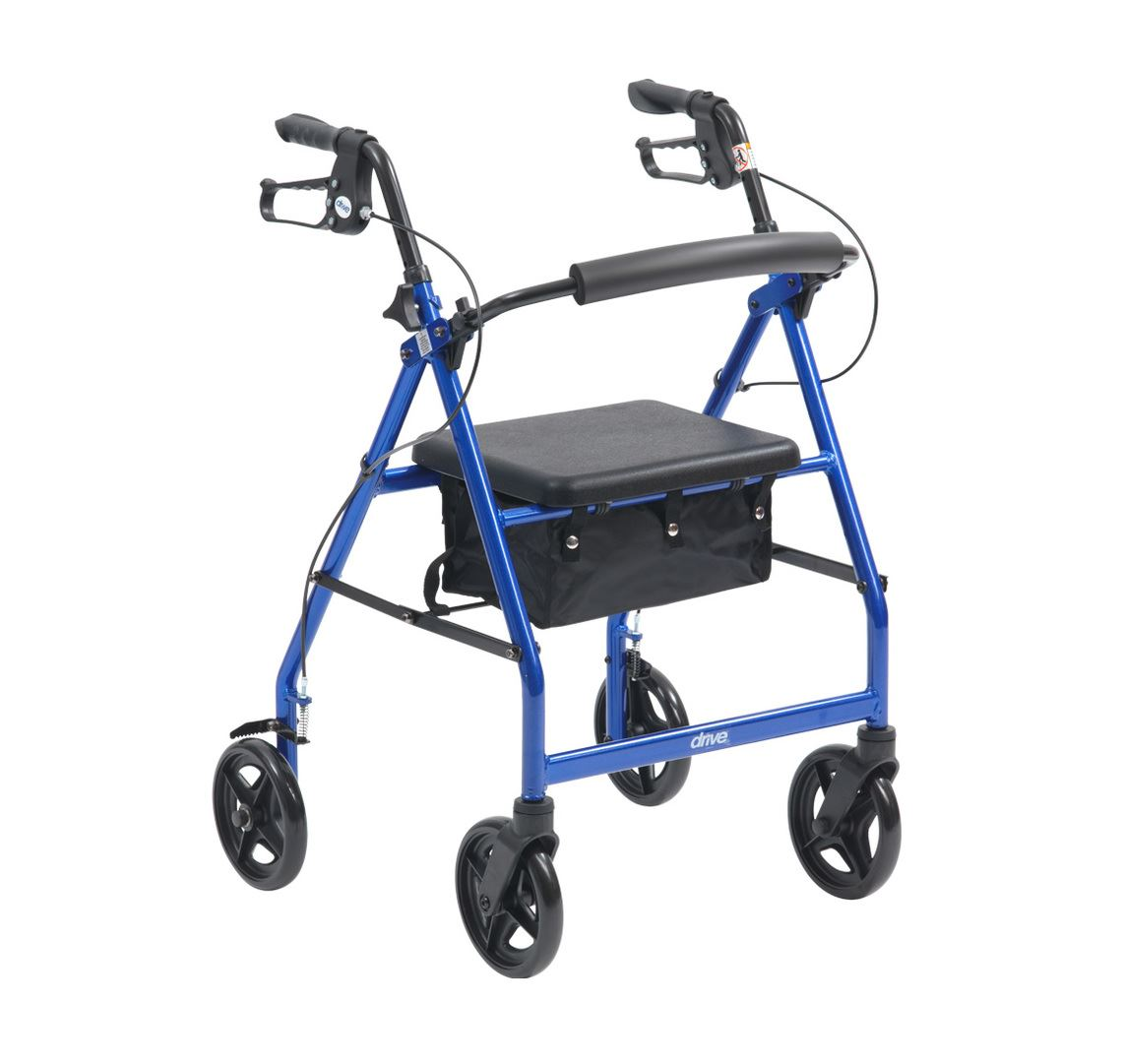 Picture for category Lightweight Aluminium Rollator