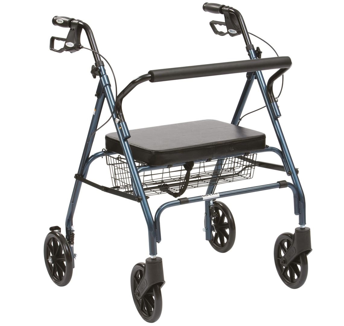 Picture for category Heavy Duty Bariatric Rollator