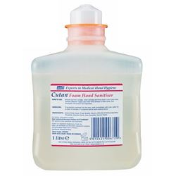Picture of DEB Cutan Foam Hand Sanitiser - 1000ml Cartridge