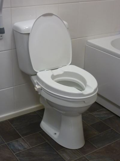 Picture for category Raised Toilet Seat with Lid