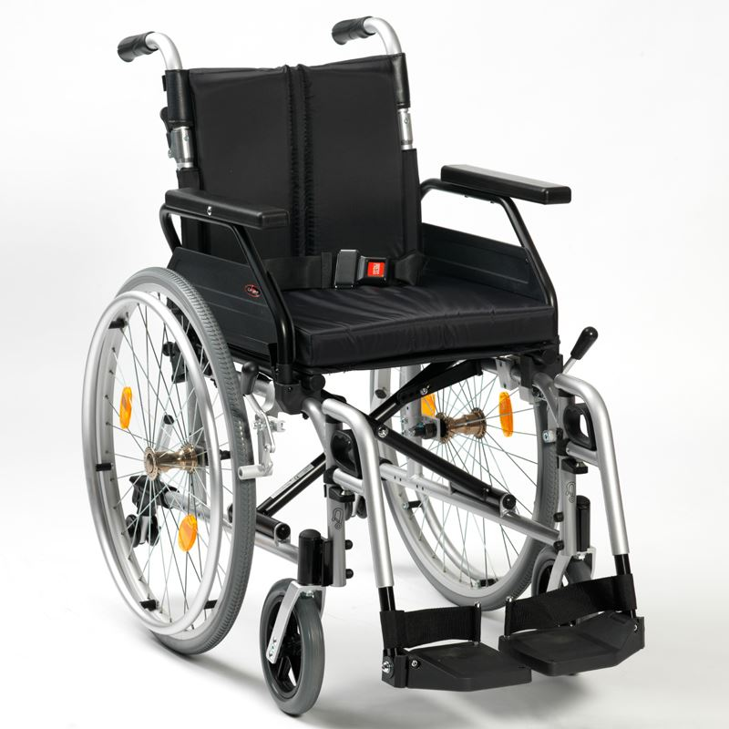 Picture for category XS2 Aluminium Wheelchairs