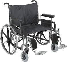 Picture for category Sentra Steel Bariatric Wheelchair