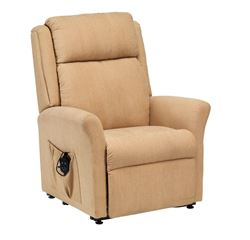 Picture of Memphis Riser Recliner - Biscuit