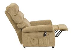 Picture of Star Riser Recliner - Green