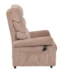 Picture of Star Riser Recliner - Oatmeal