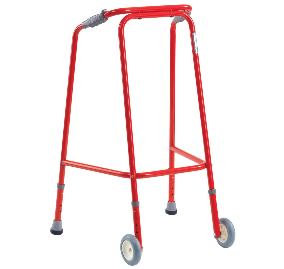 Picture of Red Walking Frame - 10284RDW-30