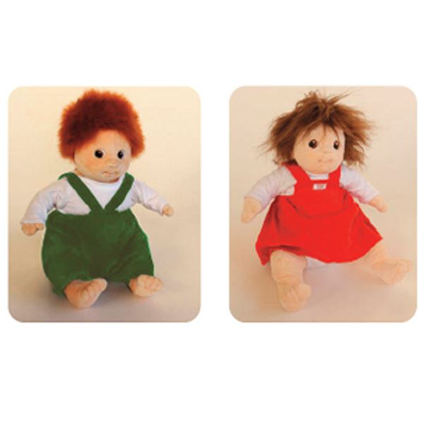 Picture of **DISCONTINUED***Therapy Doll Sara