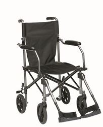 """Picture of 18"""" TraveLite Transport Chair"""