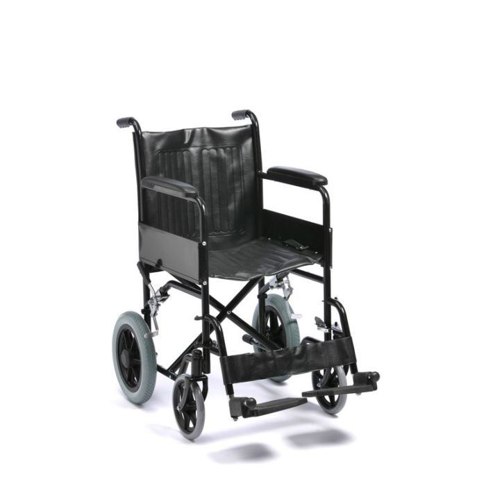Picture for category Steel Wheelchairs