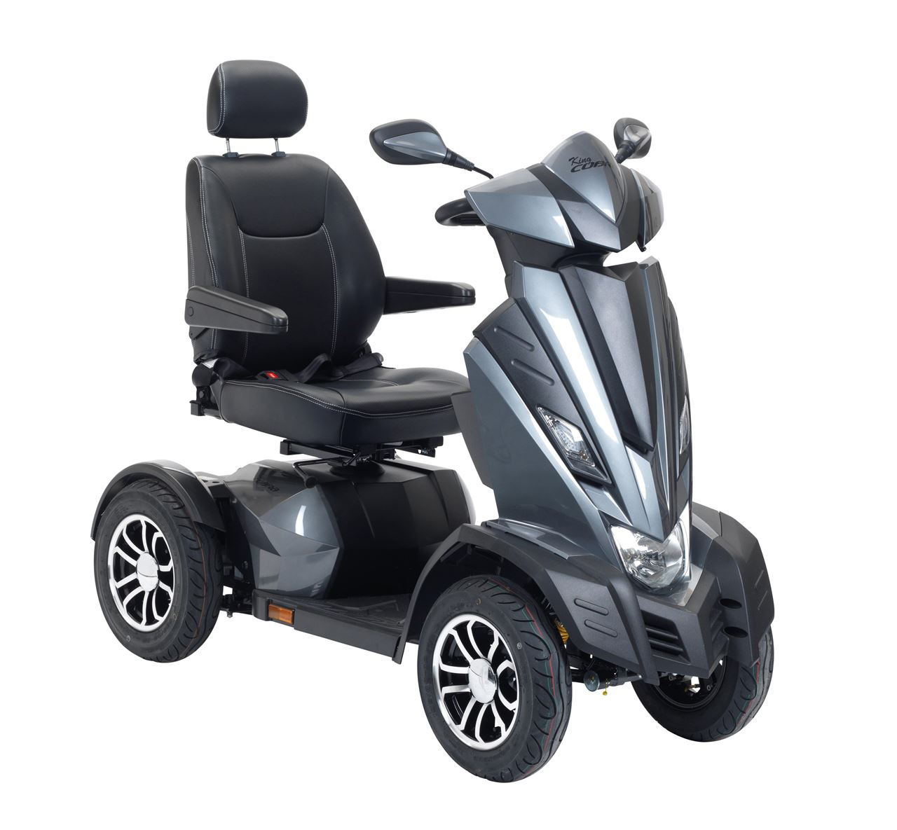 Picture for category King Cobra Scooter