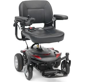 Picture for category Compact Powerchairs