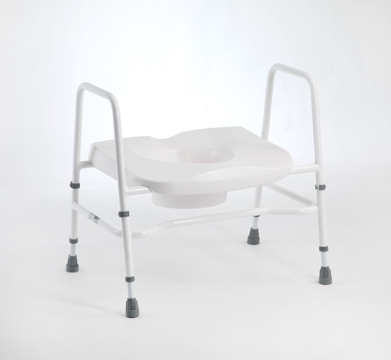 Picture of Bariatric Toilet Frame with Seat - Freestanding