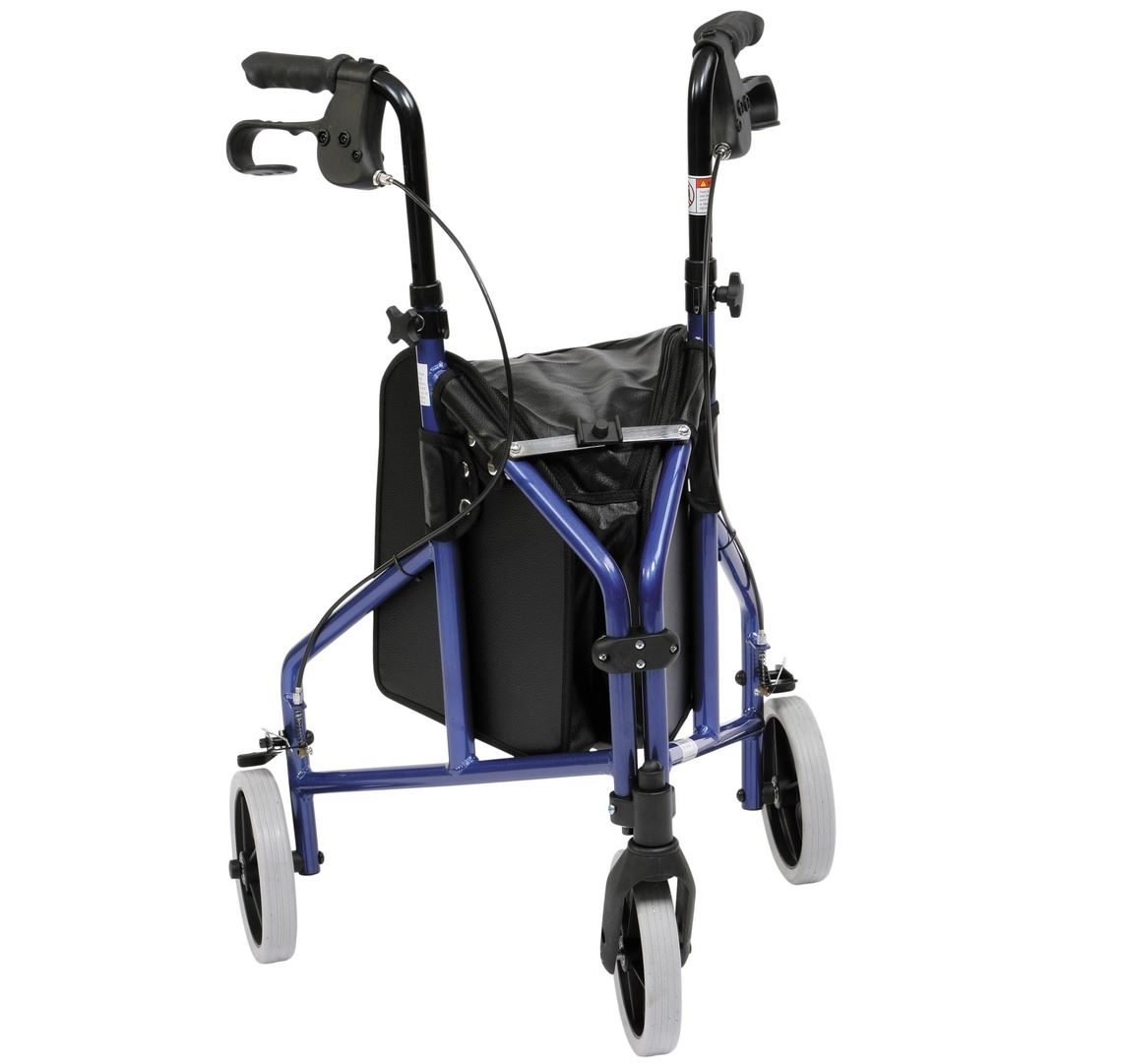 Picture for category Ultra Lightweight Tri-Walker with Vinyl Bag