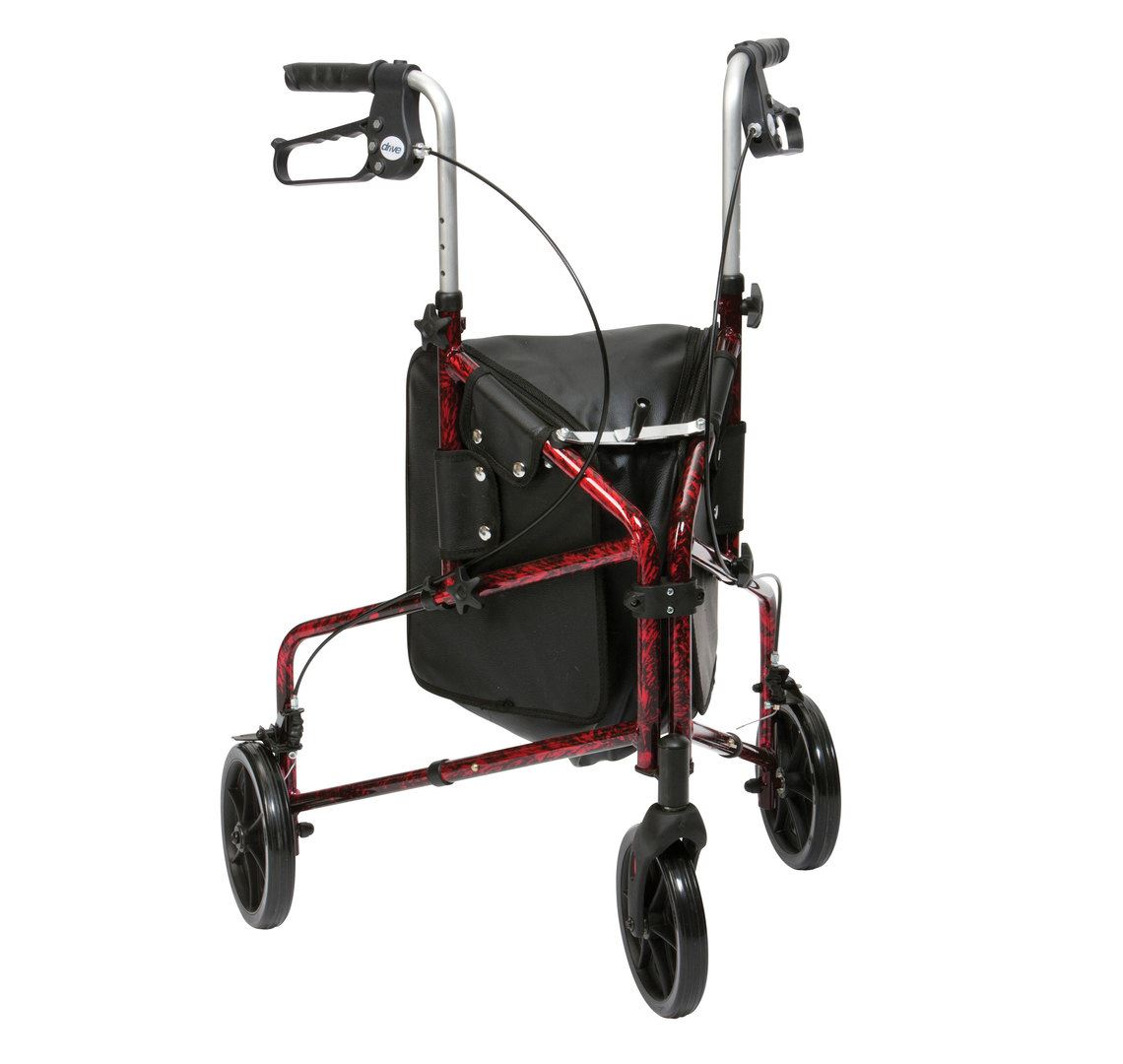 Picture for category Flame Aluminium Tri-Walker with Bag