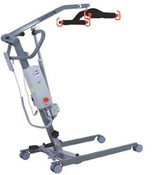 Picture of Samsoft Mini 150 Hoist - 18009BE