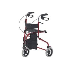 Picture of Tri-Walker with Seat - Red