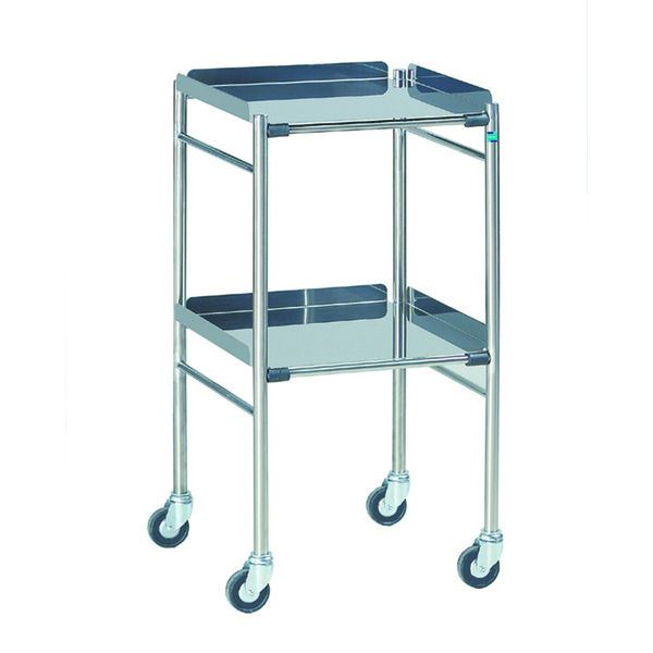 Picture of Hastings Surgical Trolley (460mm x 460mm)
