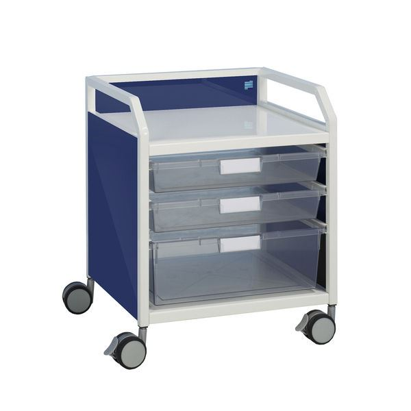 Picture of Howarth Trolley 3 (White)