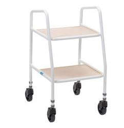 Picture of Rutland Adjustable Height Trolley (White)