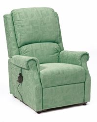 Picture of Chicago Riser Recliner - Green