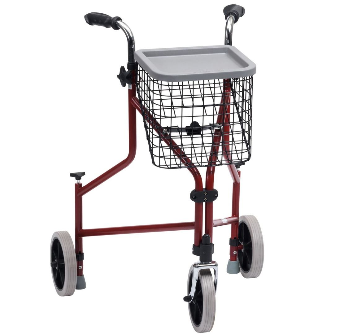 Picture for category Steel Tri-Walker with Push Down Brakes