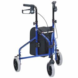 Picture of Steel Tri-Walker - Blue