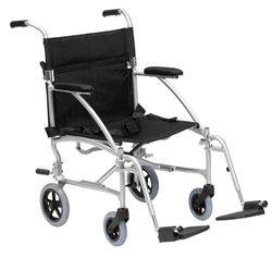 Picture of Spirit Travel Chair with Bag (Silver)