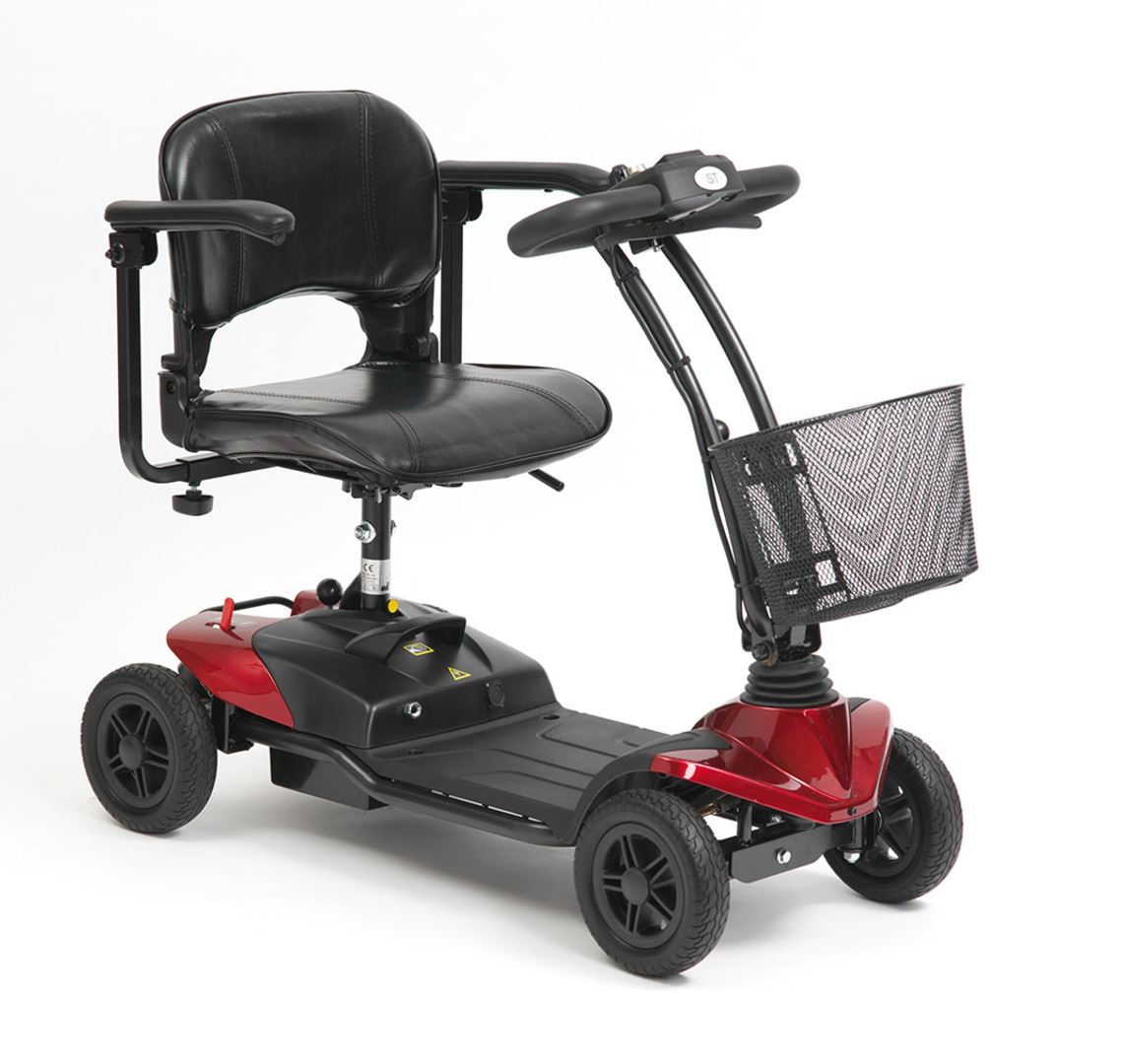 Picture for category ST1 Scooter