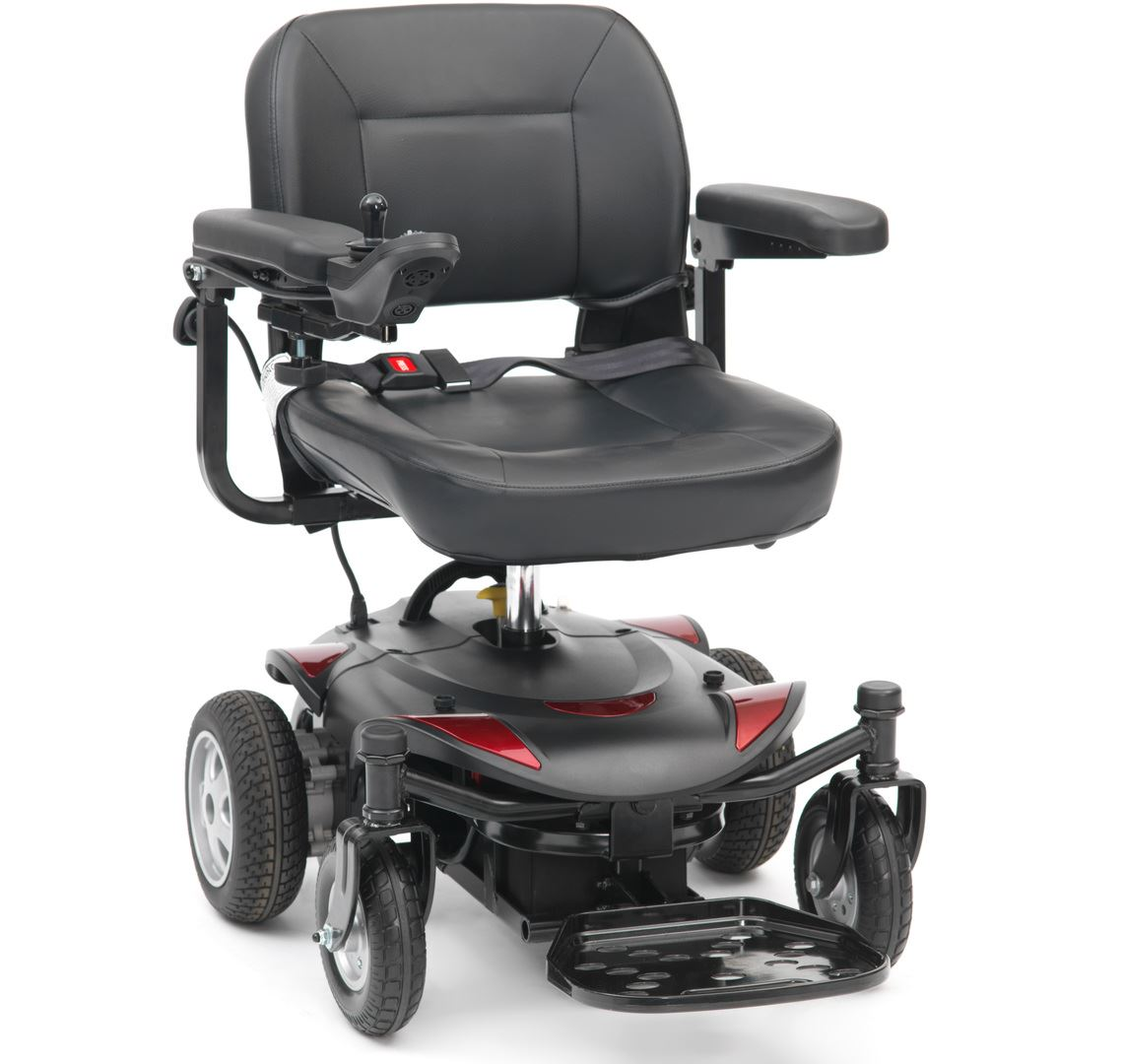 Picture for category Titan Compact Powerchair