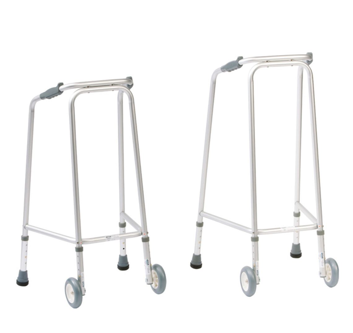 Picture of Ultra Narrow Wheeled Walking Frame (Medium)