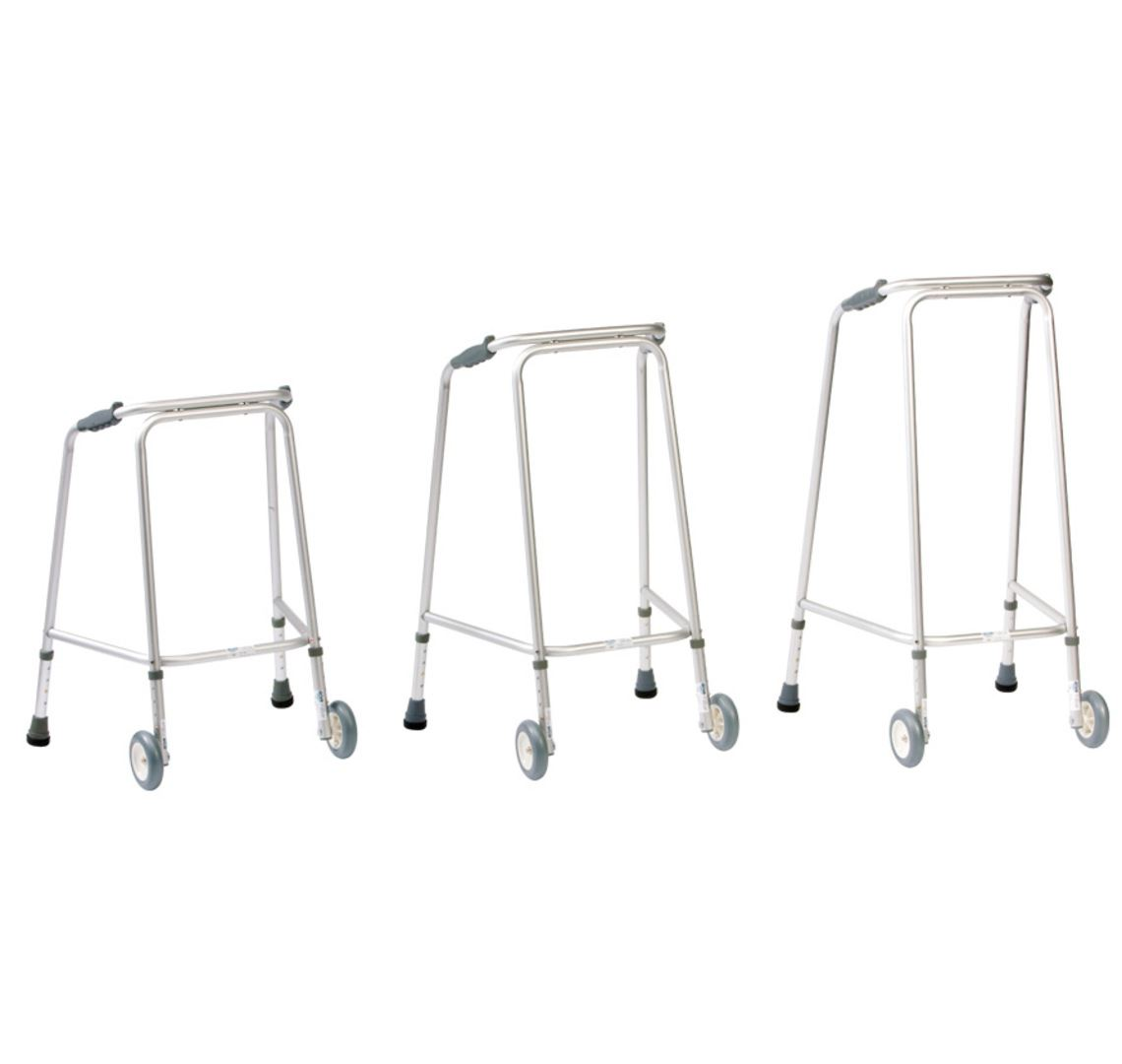 Picture of Domestic Wheeled Walking Frame (Medium)
