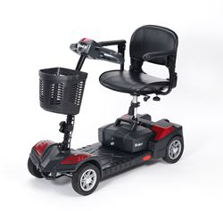 Picture of Scout 4-Wheel Mini Scooter - Red