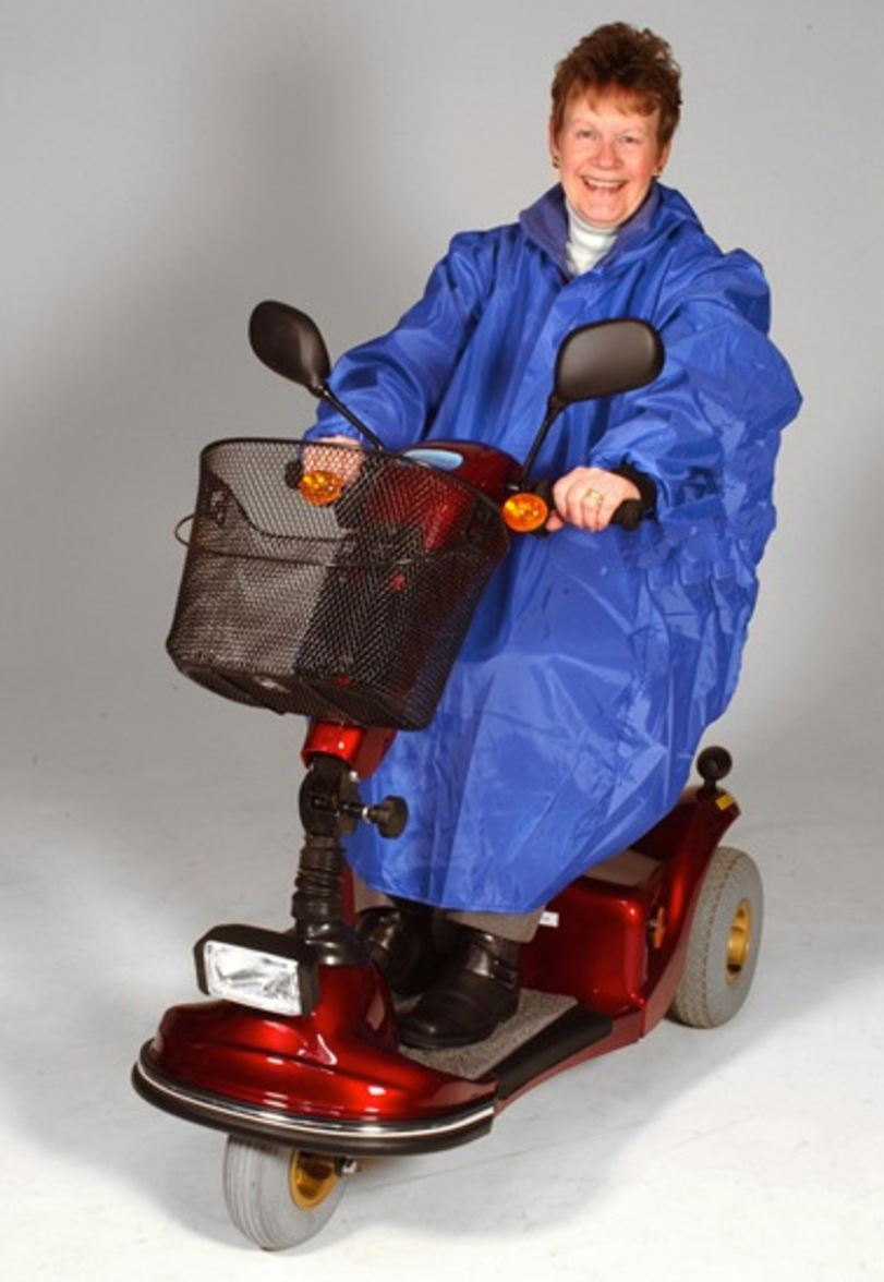 Picture for category ScooterMate Coverall