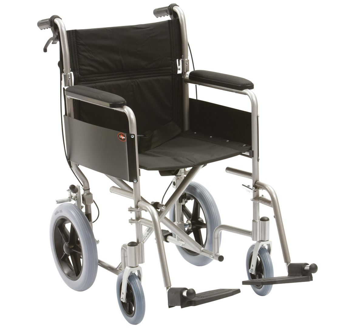 Picture for category Lightweight Aluminium Wheelchairs