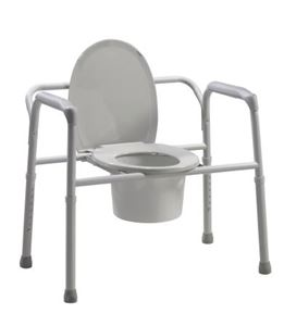 Picture for category Bariatric Folding Commode