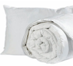 Picture of Washable Deluxe Hollowfibre Duvet 10.5 Tog Poly/Cotton Cover F.R. Filling - Single Bed