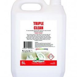 Picture of GREYLAND Triple S Toilet Cleaner (4 x 5 Litre)