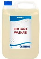 Picture of Red Label Wash aid (2 x 5Ltr)