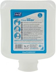 Picture of DEB Refresh Clear Foam Hand Wash (1 x 1 Litre)
