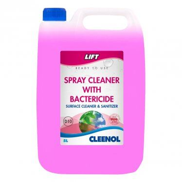 Picture of Lift Spray Cleaner With Bactericide (2 X 5 Litre)