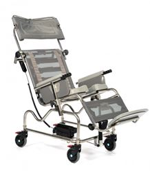 Picture of Tilt-In-Space Shower Chair - ELECTRIC
