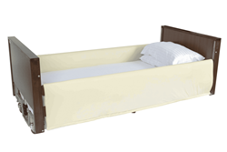 Picture of Full Length Profiling Bed Rail Bumpers  - Zip Fastening (87cm x 195cm)